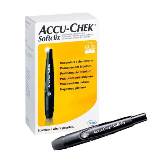 Accu-Check SoftClix Caja y Producto